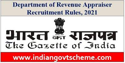 Department of Revenue Appraiser Recruitment