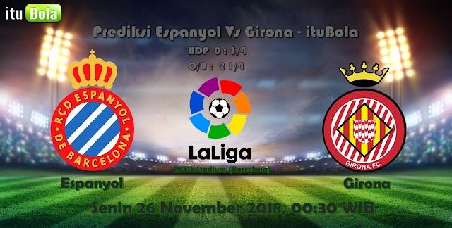 Prediksi Espanyol Vs Girona - ituBola