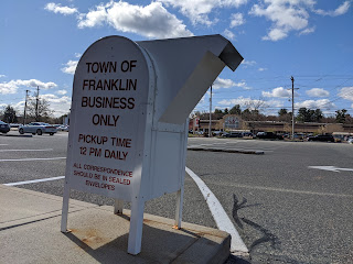 Franklin Residents: A Message from the Town Clerk's Office