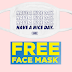 Free Face Mask From DrinkBabe