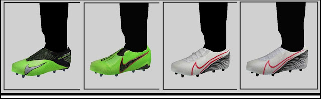 Nike Future Lab II Bootpack 2020 For PES PSP PPSSPP