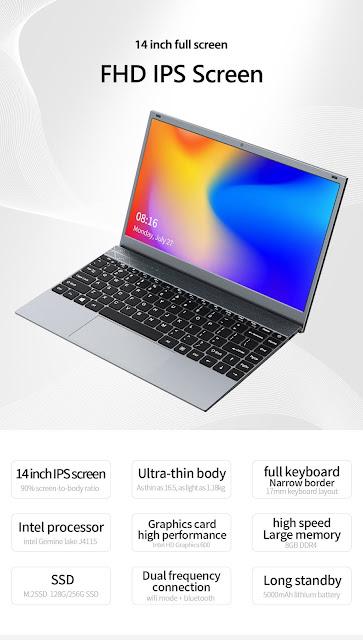 Portátil KUU Xbook - Queres mais barato? Impossível!