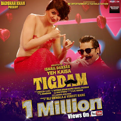 Yeh Kaisa Tigdam 2017 Hindi 720p HDTVRip 1.1GB