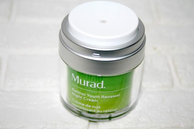 Murad Retinol Youth Renewal Range