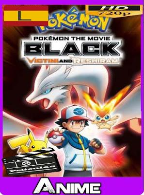 Pokemon Película Victini y Reshiram (Versión Negra) (2011) latino HD [720P] [GoogleDrive] rijoHD