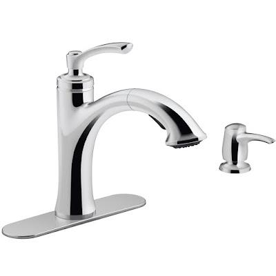 Kohler Elliston Kitchen Faucet