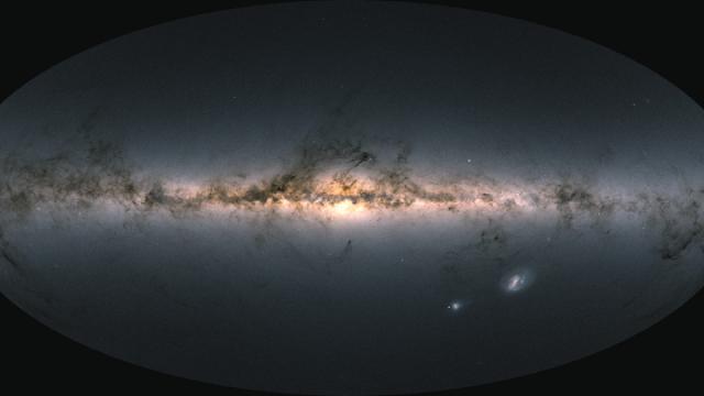 Gaia: Ο πιο ακριβής «χάρτης» δύο δισεκατομμυρίων άστρων του γαλαξία μας