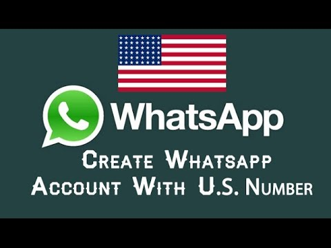 How to make Fake USA Number to activate WatsApp Viber