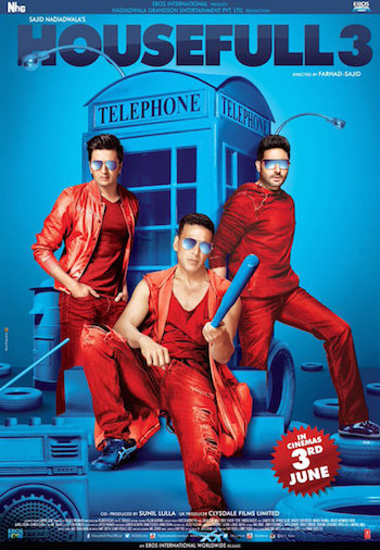 Housefull 3 2016 Official Trailer