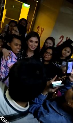 Angel Locsin Got Mobbed In The First Live Semi-Finals Of PGT-6