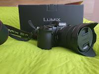 Panasonic Lumix S5 camera
