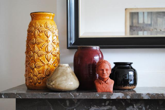 verzameling keramiek
