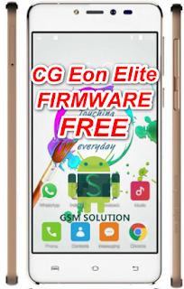 CG Eon Elite V9.0 Offical Firmware Stock Rom/Flash file Download