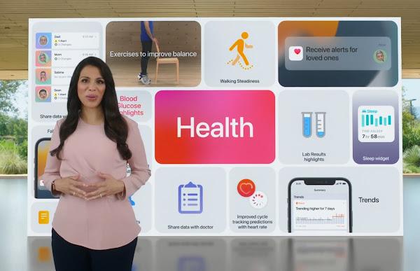 Apple 2021年 ヘルスケア新機能