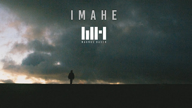Imahe by Magnus Haven. Alone man standing