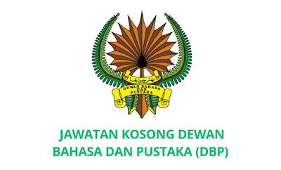Jawatan Kosong Dewan Bahasa Dan Pustaka 2019 (DBP)