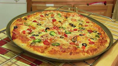 Formas para preparar una pizza