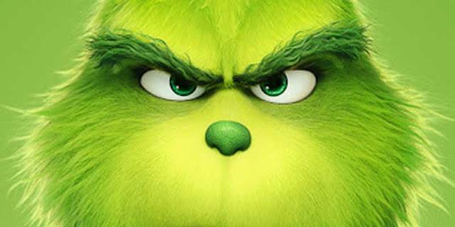 Primer tráiler de la película de animación 'El Grinch'