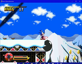sonic chrono adventure pc