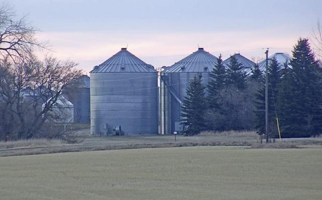Security Cam atrapa ovnis, vacas muertas! Abril de 2021, Willinston, Dakota del Norte 2