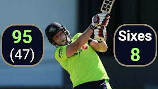 Paul Stirling 95 vs West Indies Highlights