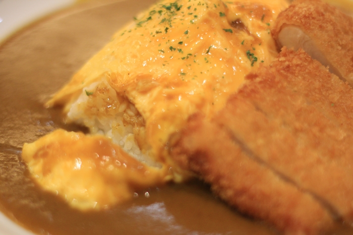 coco ichibanya curry chicken cutlet omelette 2 | japobsganbare.blogspot.co.id