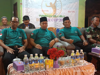 Meriahnya Turnamen Bola Volly Dener Cup 2020 Desa Nerekeh