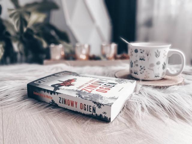 Thriller | Zimowy ogień, Anders de la Motte