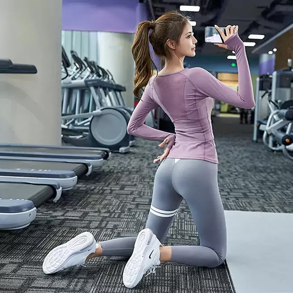 SportWear Quick Dry Fitness Leggings