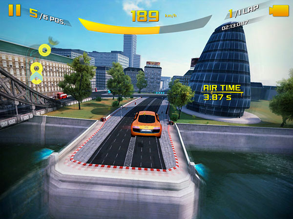 Asphalt 8 Airborne - Race Your Way Through The Sky Review