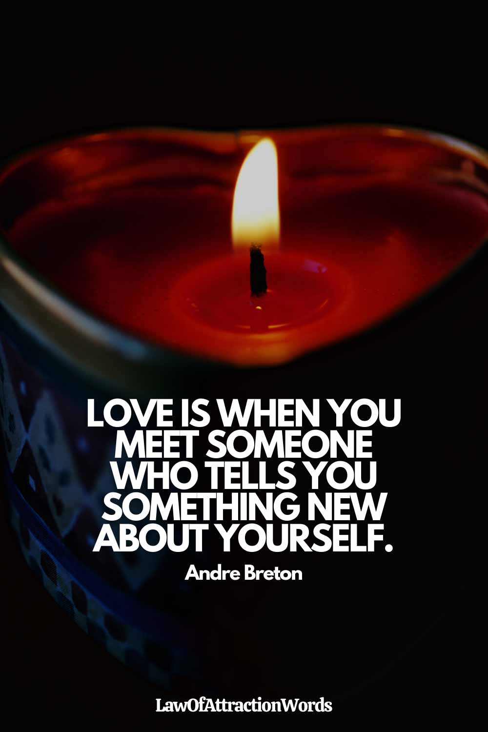 Law Of Attraction Quotes About Love Yourself