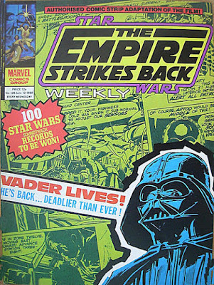 Empire Strikes Back Weekly #120, Darth Vader