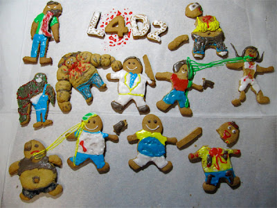 15 Creative and Unusual Gingerbread Creations (15) 13