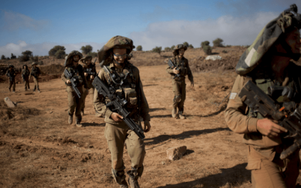 IDF: Iranian forces fire 20 rockets at Israel; Iron Dome intercepts some