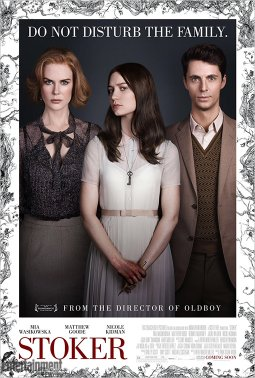 Sinopsis Film Terbaru Stoker (2013)