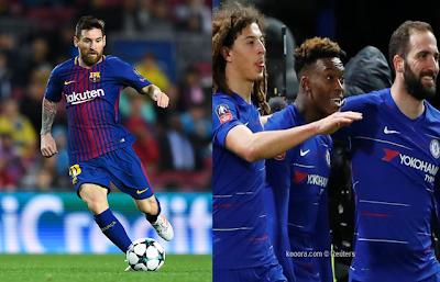 مباراة برشلونة مباشر koragoal