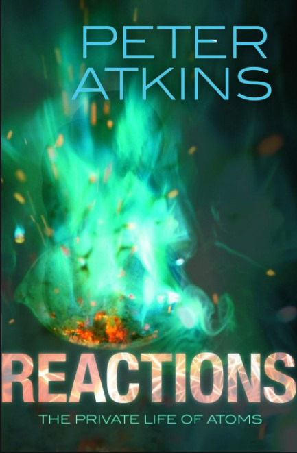 Reactions The Private Life of Atoms Peter Atkins Oxford in pdf