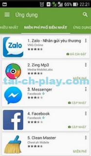 Ch Play - Tải ứng dụng Ch Play APK miễn phí cho Android 4