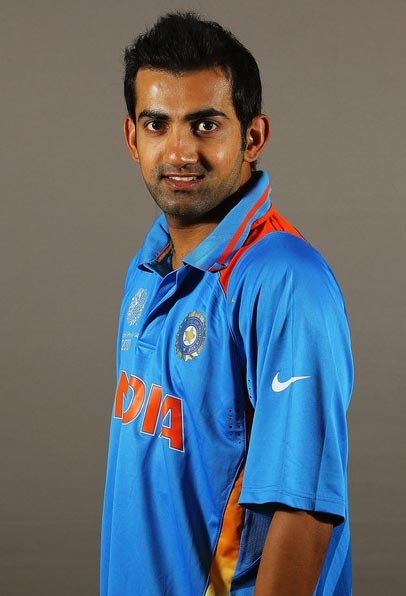 Chuichali: Gautam Gambhir Biography, Photos, Family, Records