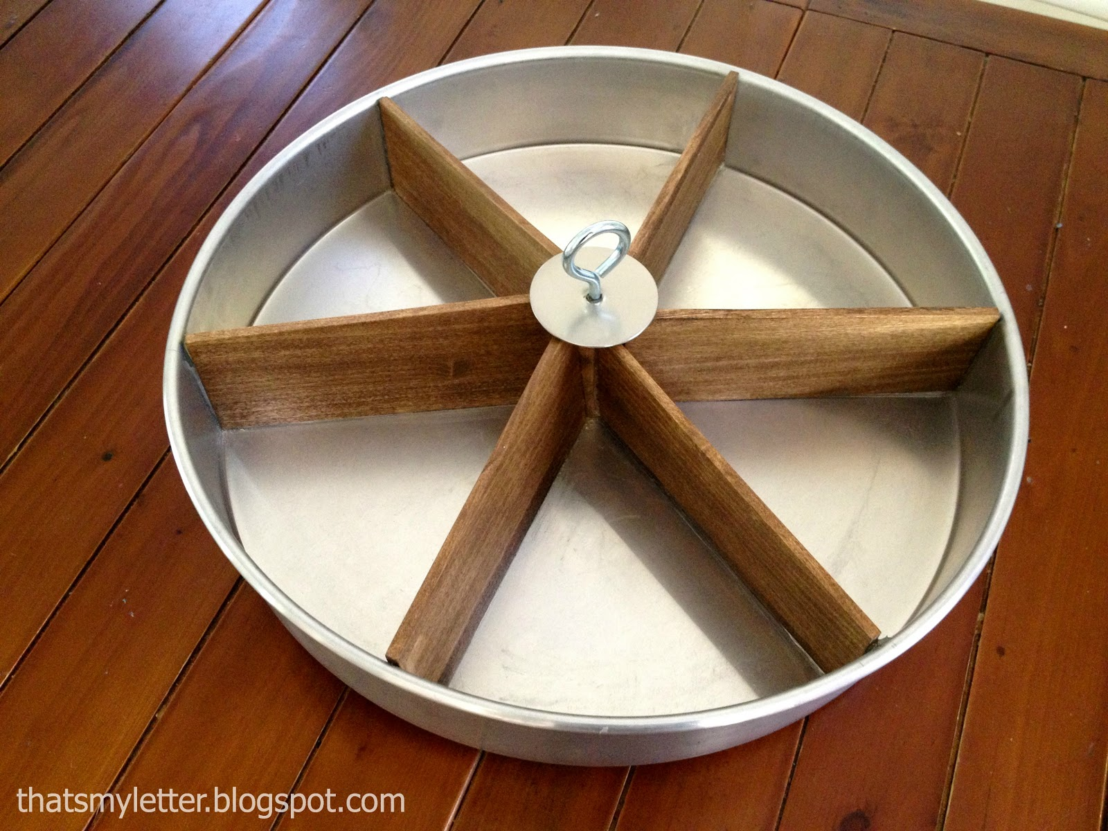 Diy Tabletop Lazy Susan Jaime Costiglio
