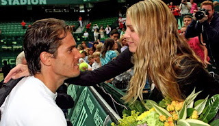 Tommy Haas Sara Foster