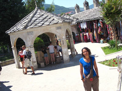 Koski Mehmed pasha Mosque in Mostar