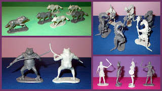 12 Unique Sculpts; Aquatic Amazon; Cerberus; Cockatrice; Cyclops With Rock; Direwolf; Dragon Warrior; Drake; Fantasy Creatures; Fantasy Terrain; Female Barbarian; Frog Warrior; Griffon; Gryphon; Harpy; Headless Horseman; Male Barbarian; Mermaid; Monster Scarey Good; Monsters II; SCS Direct; Siren; Small Scale World; smallscaleworld.blogspot.com; Unicorn; Unicorn Miniatures; Unique Toys; Werewolf; Winged Female Pan; Wyrm; Wyvrn;