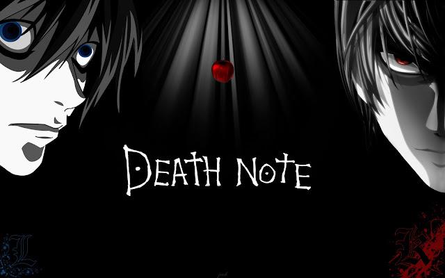 Netflix divulga teaser da sua versão para o anime 'Death Note'