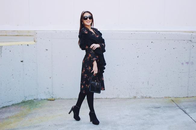 vintage haljina od venecijanske cipke