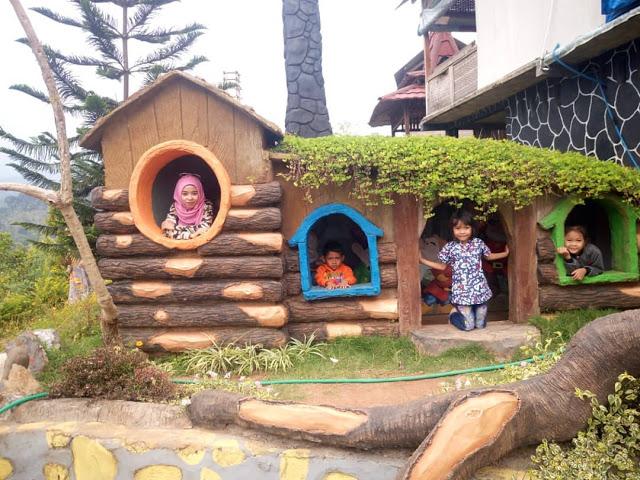 Wisata Bukit Gandrung Kediri
