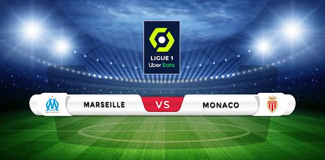 Marseille vs Monaco Prediction & Match Preview