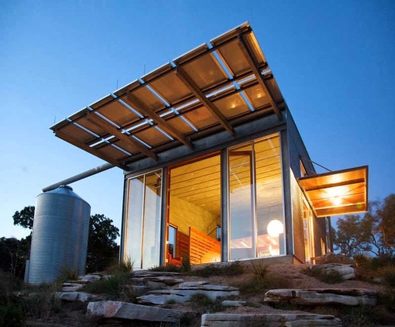 Sustainable Home, Mod Cott