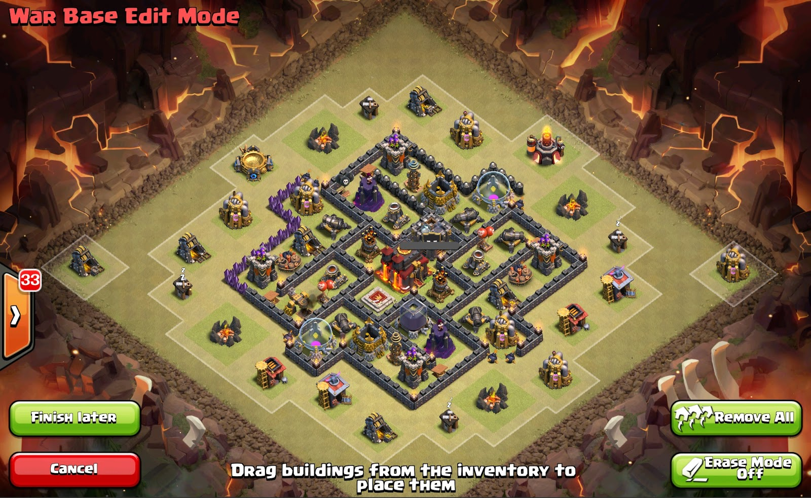 strong base th 7
