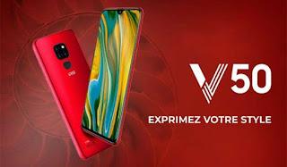 ايريس تعلن عن هواتفها الجديدة V10 V50 تعرف على سعرهم